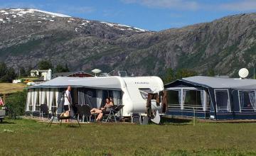 Sesongplasser © Bardal Camping